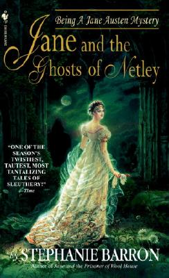Jane and the Ghosts of Netley By Barron, Stephanie